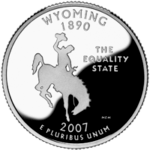 2007-p-wyoming-state-quarter