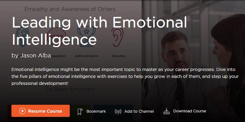 Jason Alba Leading With Emotional Intelligence Snowfly