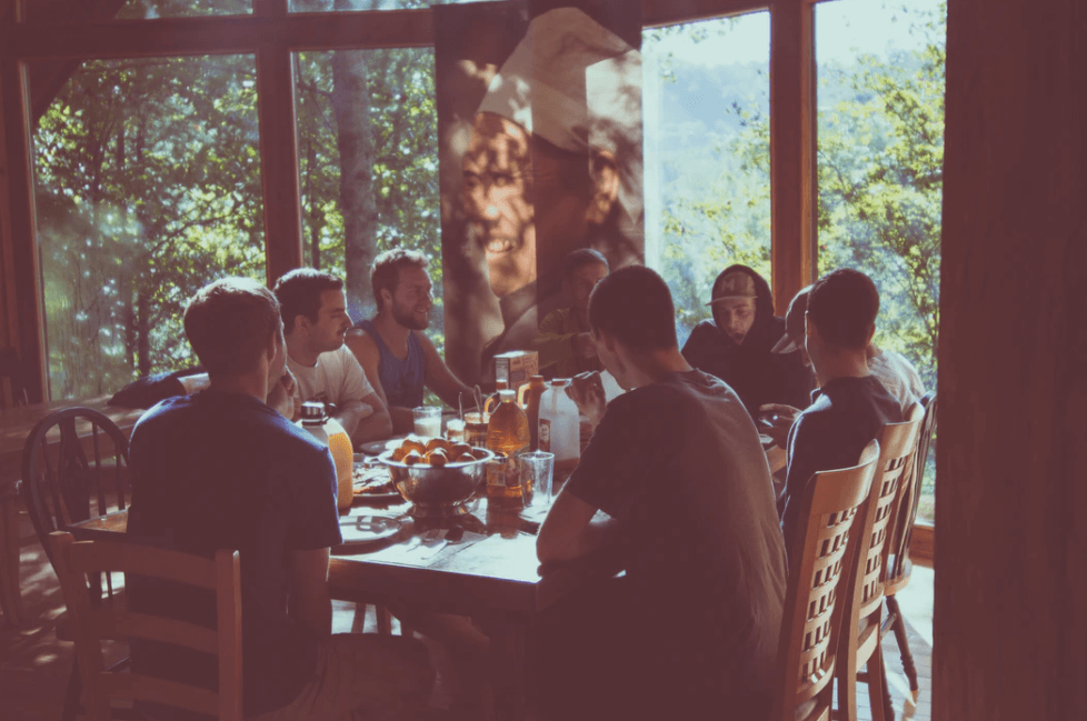 Snowfly Culture Family Dinner