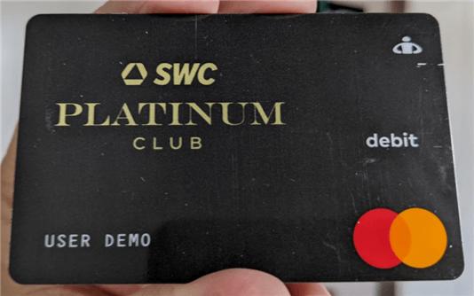 Snowfly Incentives Rewards Debit Card